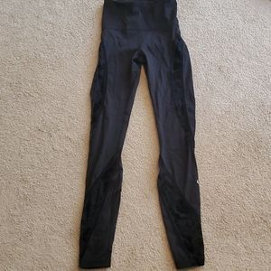 Lululemon Black Special Edition Leggings